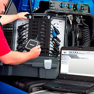 Diagnostico de Motor Diesel Eletrônico