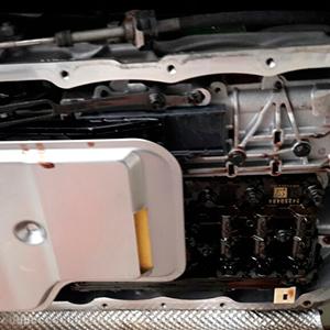 Troca do Filtro de óleo do Câmbio Automático