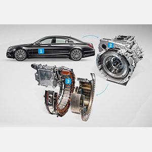 Conserto de Carros Hybridos e Elétricos