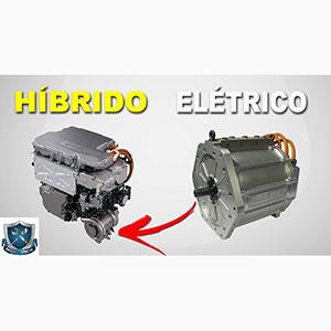 Manutenção de Veículos Hybridos e Elétricos